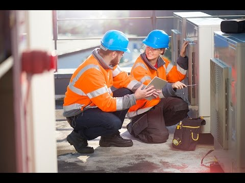 Occupational Video - Refrigeration and Air Conditioning Mechanic
