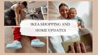 IKEA SHOPPING AND HOME UPDATES VLOG