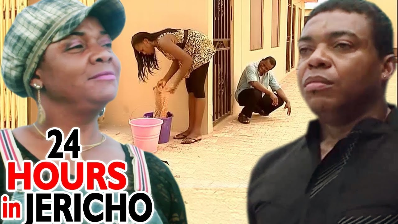 Download 24hrs In Jericho Full Movie - 2019 Latest Nigerian Nollywood Movie Full HD