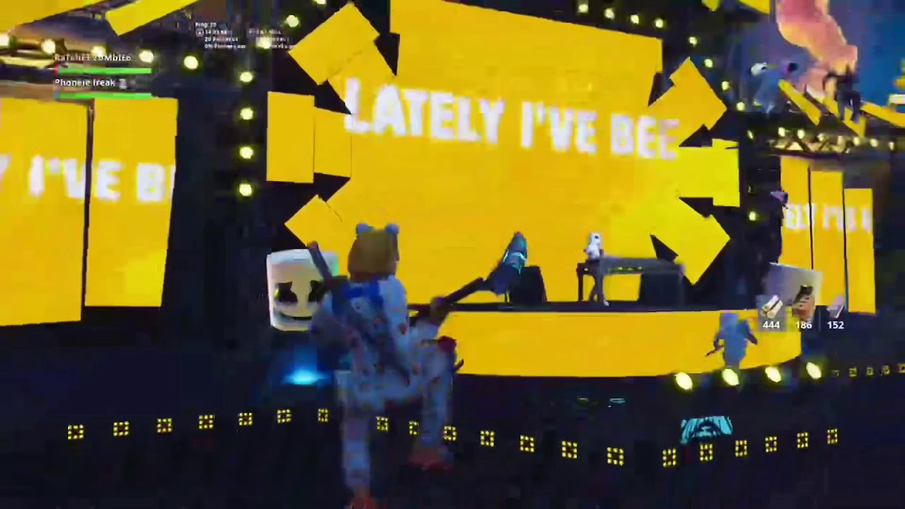Download Marshmello 2019 Fortnite Super Bowl Event