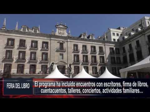 Feria del Libro de Santander (2017)