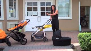 Repeat youtube video UPPAbaby Vista VS UPPABaby Cruz Stroller Comparisons