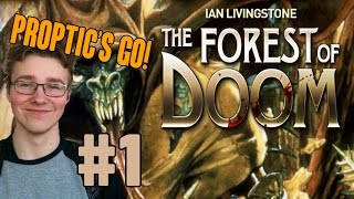 The Forest of Doom: Proptic's Go (Part 1) - The Thief (PC Game)