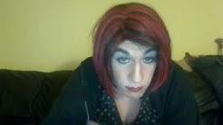 Tranny Jessica Knox bored cam.
