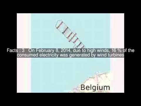 Wind power in Belgium Top  #5 Facts