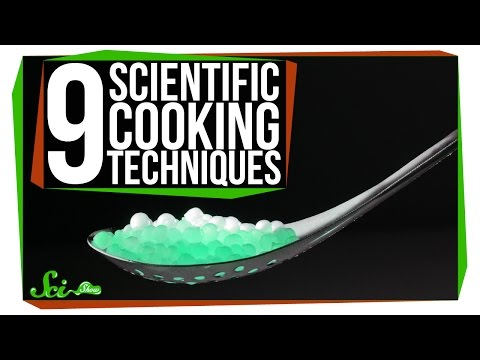 9 Scientific Cooking Techniques