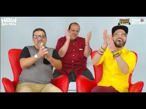 Entrevista a los humoristas cubanos 'El Titi' y 'El Nene' en Hola! Ota-Ola