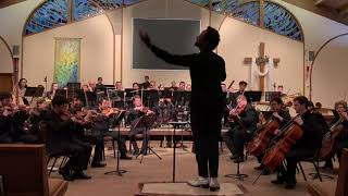 Three Cornered Hat by De Falla Conducted by Ahmed Alabaca