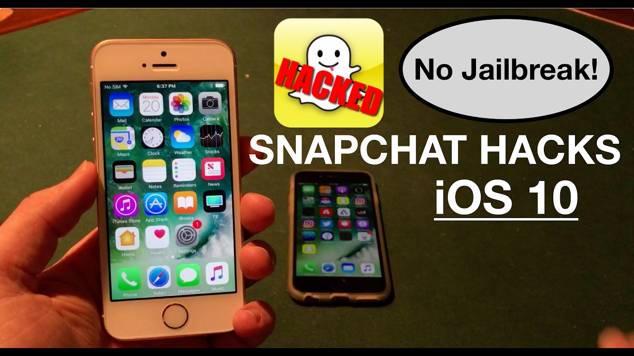 download snapchat plus ios 10