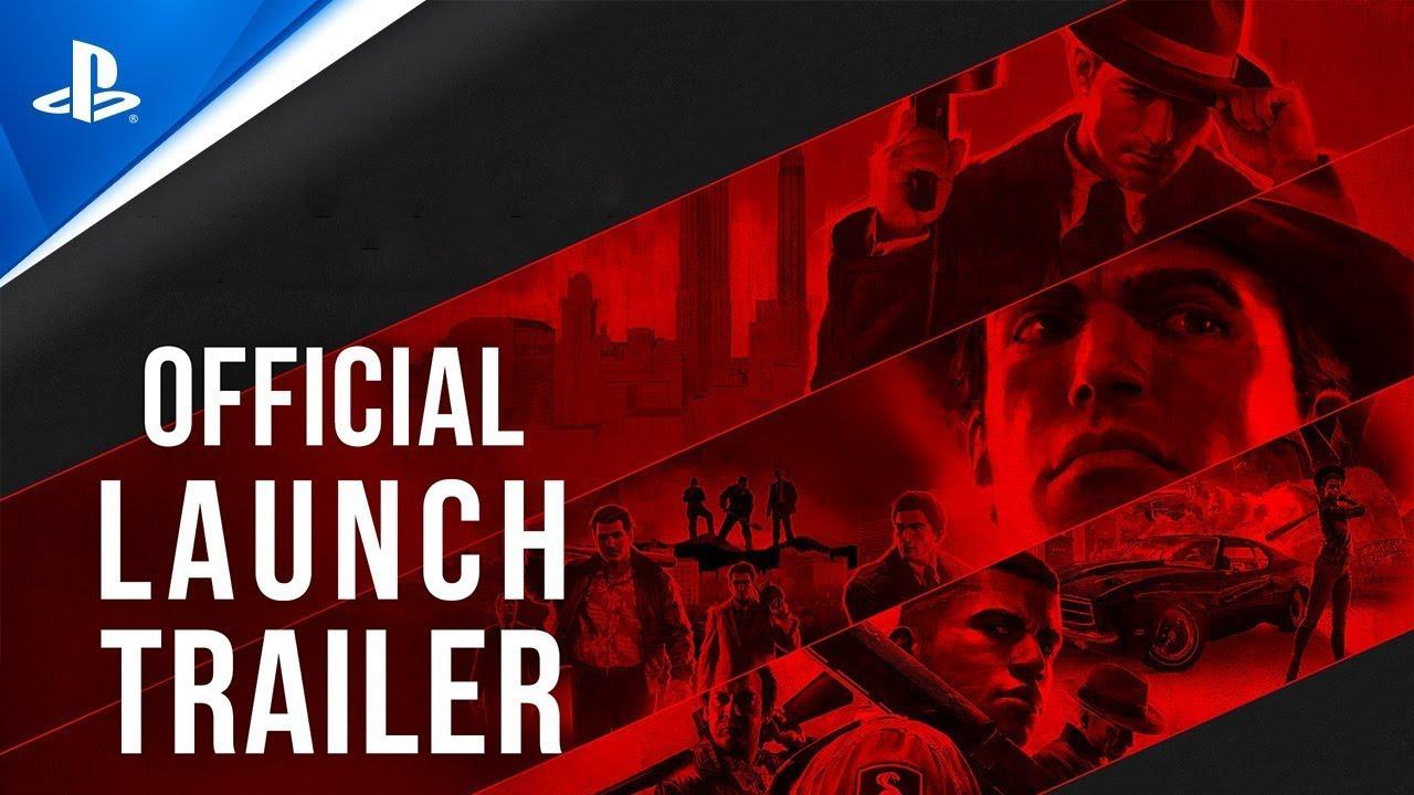 Mafia Trilogy - Çıkış Fragmanı | PS4
