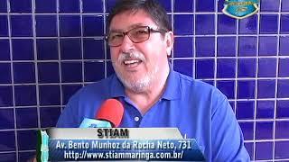 ROBERTO PINO DE JESUS  DIRETOR STIAM  MARINGÁ   20  12  2017
