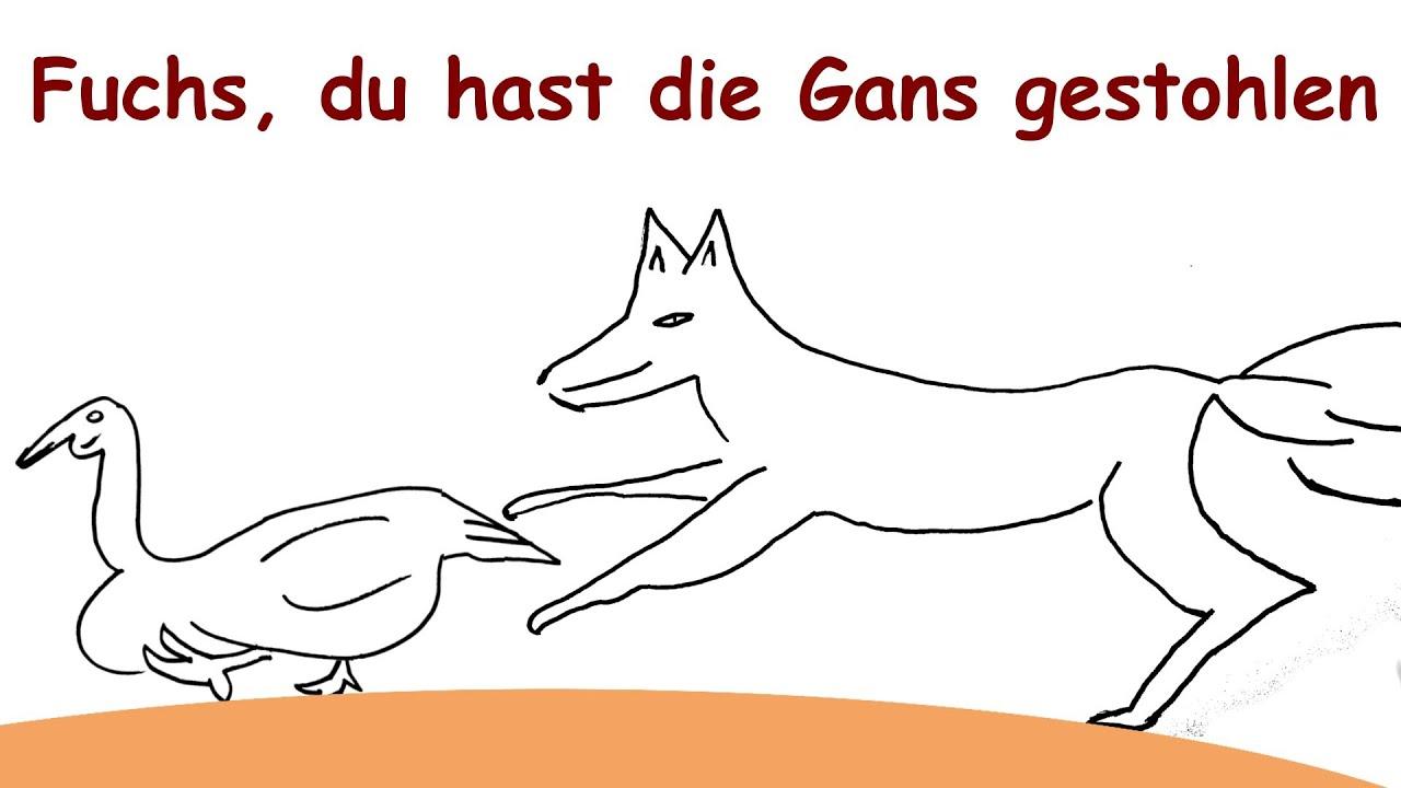 Fuchs Du Hast Die Gans Gestohlen Spiel