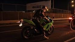 05-06 Kawasaki ZX6R Motorcycle