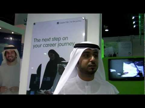 Lloyds TSB's Ahmed Al Kaitoob talks about UAE nationals in banking