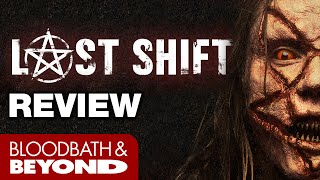 Last Shift (2014) - Movie Review