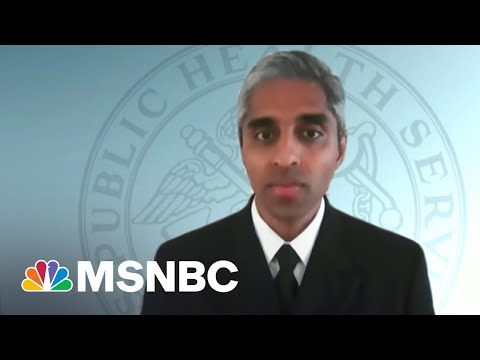Surgeon General: Vaccines Safe And Effective Against Variants | Morning Joe | MSNBC