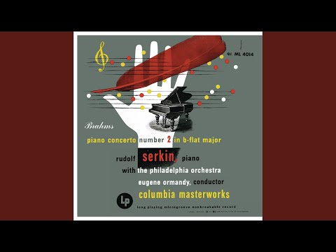Concerto No. 2 in B-Flat Major for Piano and Orchestra, Op. 83: II. Allegro appassionato