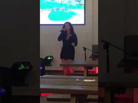 From this moment - karaoke cover Sienna Mayfair