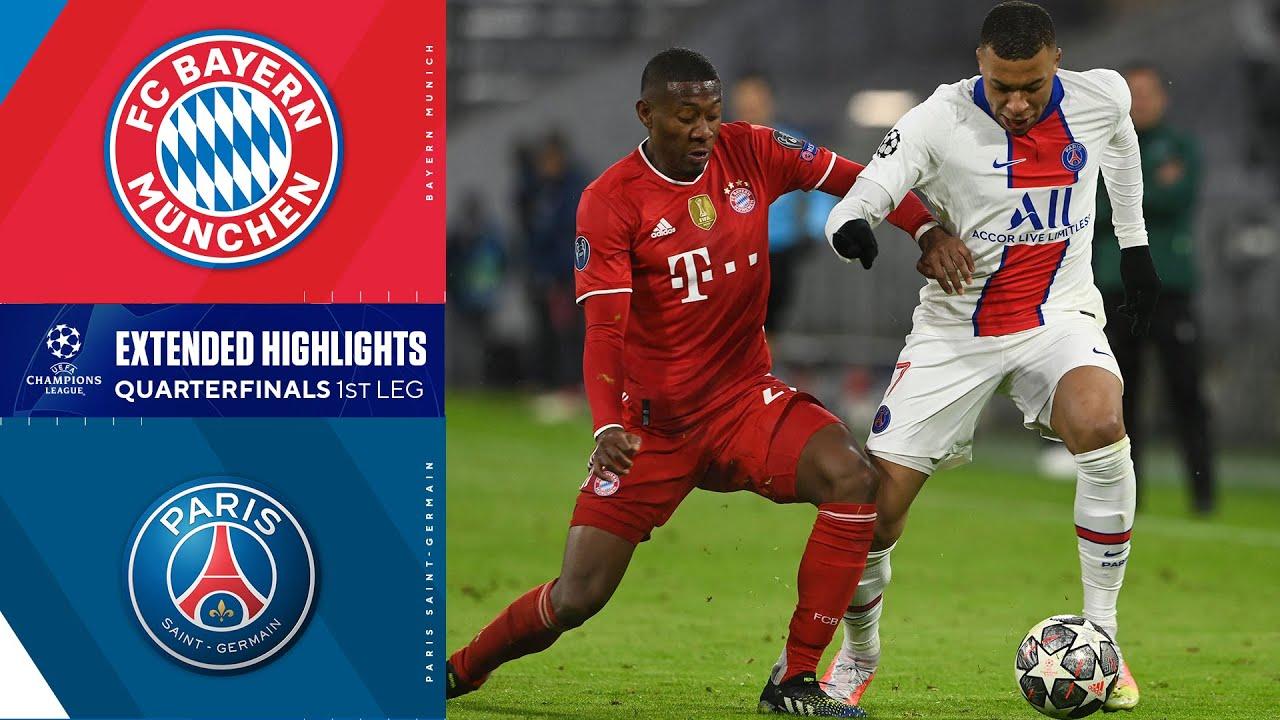 Download Bayern Munich vs. Paris Saint-Germain: Extended Highlights | UCL on CBS Sports