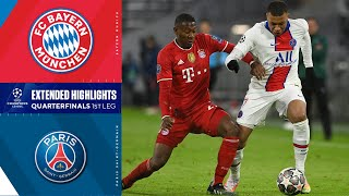 Bayern Munich vs. Paris Saint-Germain: Extended Highlights | UCL on CBS Sports