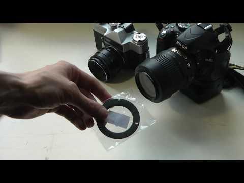 M42 переходное кольцо для NIKON F