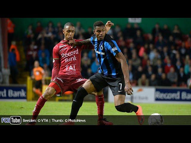 2015-2016 - Jupiler Pro League - PlayOff 1 - 09. Zulte Waregem - Club Brugge 0-2