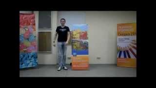 Мобильный стенд X баннер Expo Lux(, 2012-12-12T11:16:54.000Z)