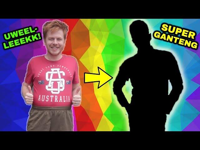 Londokampung Transformasi Jadi SUPER Ganteng!
