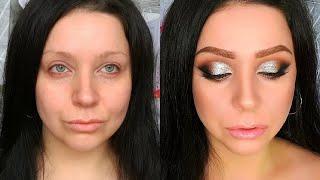 Вечерний макияж который чаще всего просят клиенты