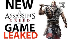 NEW Assassins Creed Game LEAKED | Xbox Series X & Ps5 Next Gen Game | Xbox & Ps5 News