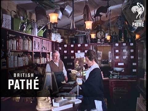 Victorian Hardware Shop (1965)