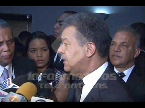 Leonel pide nuevas normativas en el porte y tenencia de for Porte y tenencia de armas