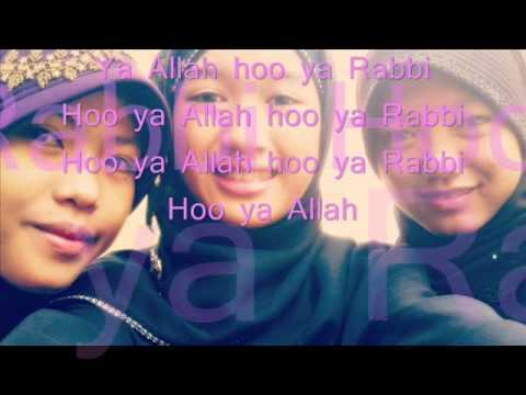 wali band - ya allah (lyrics)