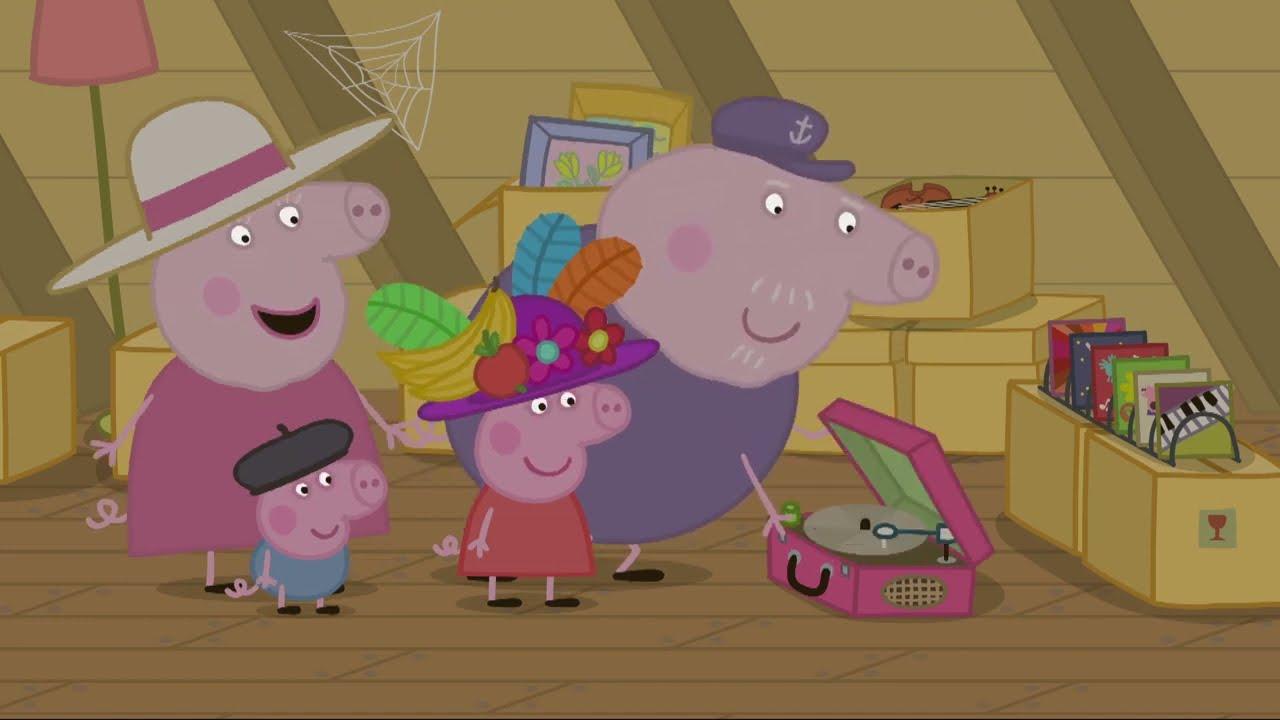 Peppa Pig | Gizemler |  Programının en iyi bölümleri | Çocuklar için Çizgi Filmler