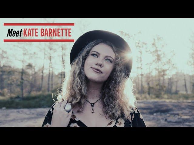 Meet Kate Barnette