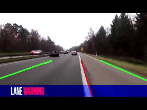 Third Eye - Driver Assistance System - ADAS