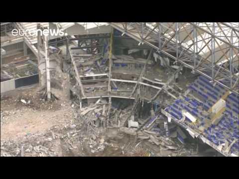 New White Hart Lane stadium