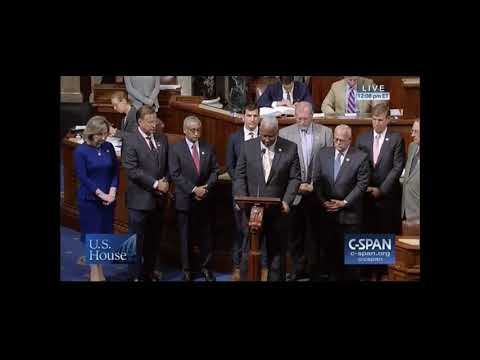 Virginia House Delegation Moment of Silence