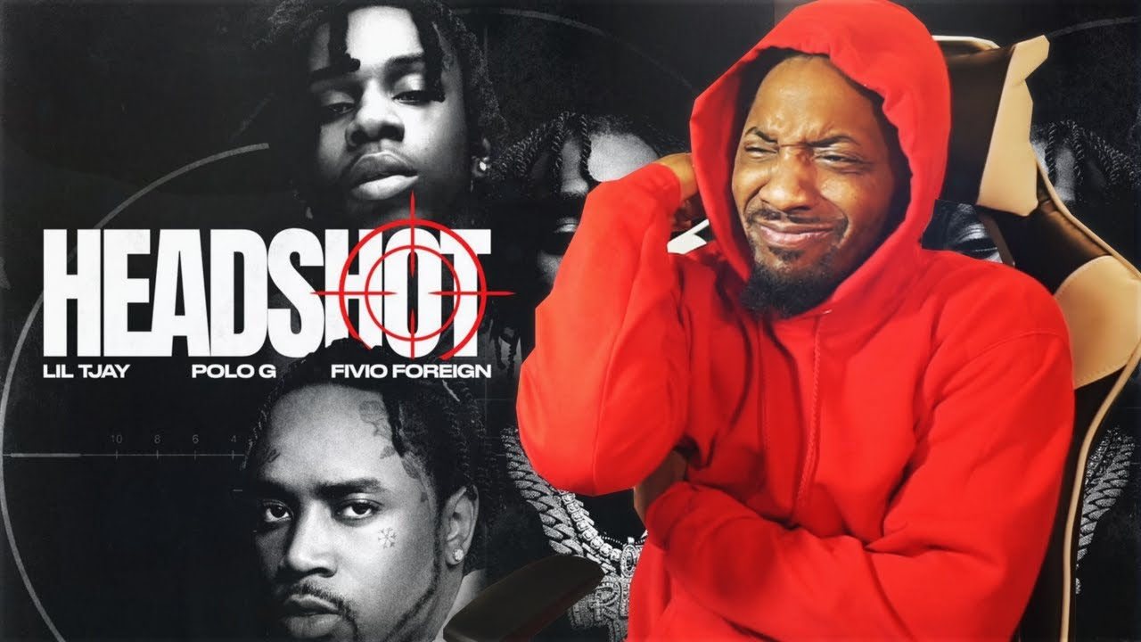 Download POLO G SNAPPED!   Lil Tjay - Headshot (feat. Polo G & Fivio Foreign) (REACTION!!!)