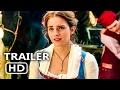 BEАUTY АND THE BEАST - Belle Movie Clip Trailer (2017) Emmа Wаtson, Disney Movie HD