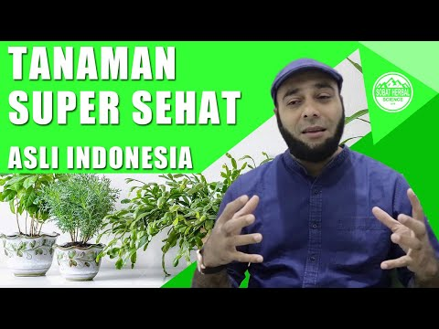 Dr Zaidul Akbar - Tanaman Super Sehat Asli Indonesia