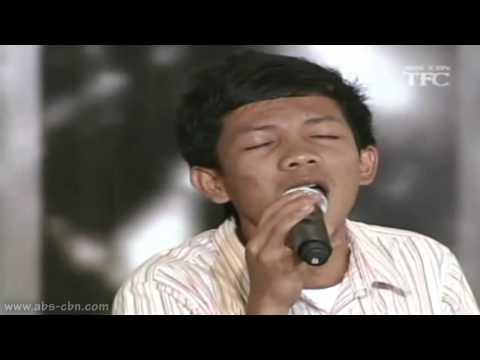 [HD] Pilipinas Got Talent - Jovit Baldivino (2/27/2010)