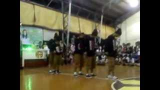 THE ORIGINAL ONE BLOOD CREW (in don galo gym 8-17-13 )