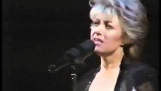 Elaine Paige -'The Second Time' and 'I Know Him So Well' (duet) -1985