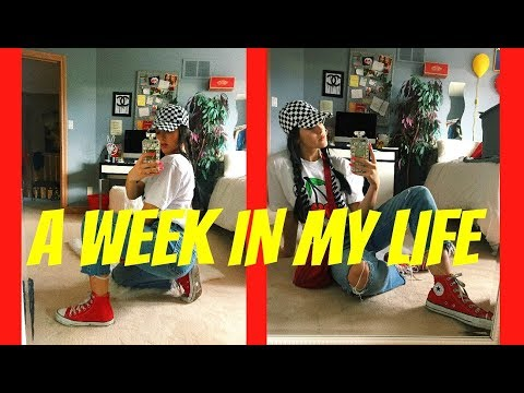 A WEEK IN MY LIFE #4 - SELF CARE & BIRTHDAY SURPRISES!