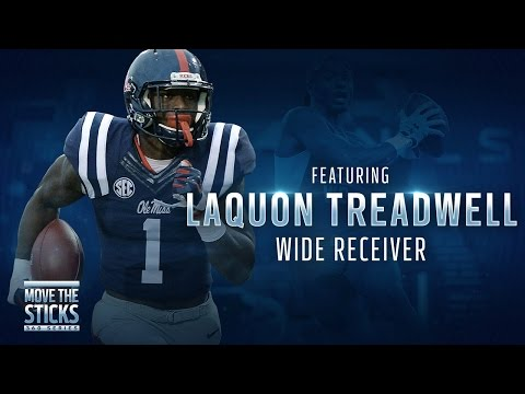 Is Laquon Treadwell the next Dez Bryant? | Move the Sticks 360 Series | NFL