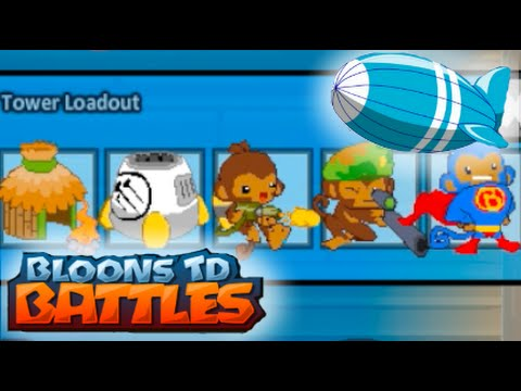 Bloons TD Battles E135: Worst Towers and Strategy!