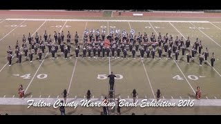 tri cities marching band 2016 17 fulton county marching exhibition