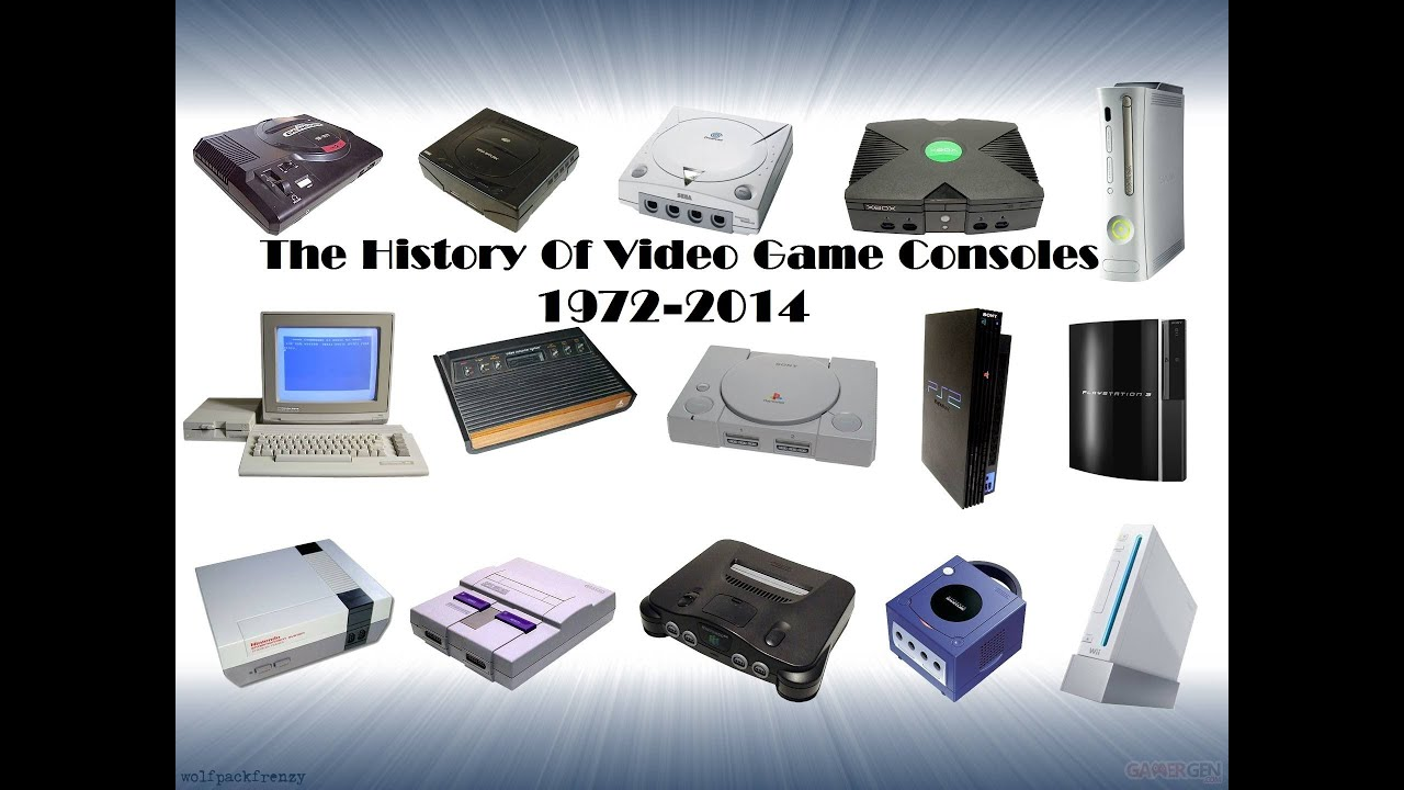 first system of video games
