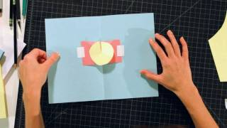 How to Make a Rotator | Pop-Up Cards